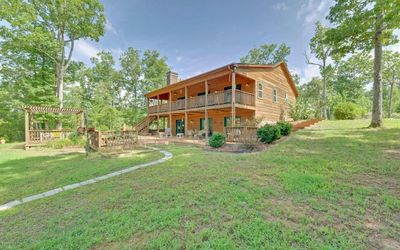 Photo for Decked Out in Blairsville - 1600 sq ft of Premium Deck !!