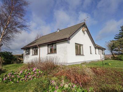 Photo for SAIL MHOR VIEW, pet friendly, with a garden in Dundonnell, Ref 992477