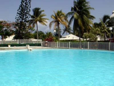 Photo for seaside cottage comfortable CLIM WIFI POOL near beaches nithclub amenities