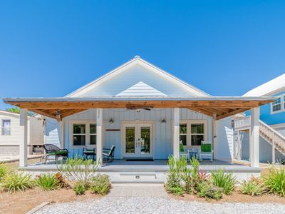 Photo for BEACH BUNKER - Call to book your Fall vacation ~ 2 blocks from the BEACH