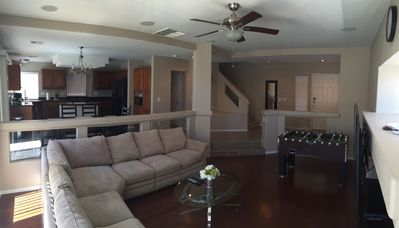 Photo for 3 Br/2.5 Ba Private Home. Pool & Spa, Minutes to Vegas Strip Wifi.