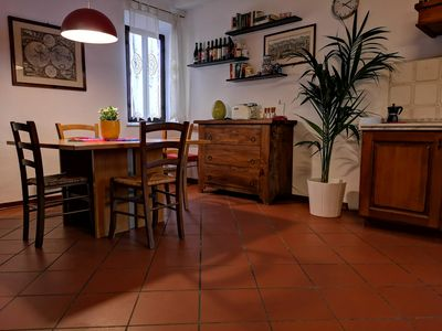 "Photo for ""DOMUS. 36 - LUCCA ""you are in the heart of the city - accommodates 6 people."