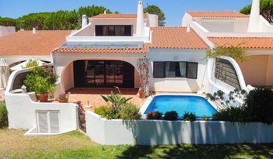 Photo for 3 bedroom linked villa with plunge pool