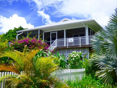 Photo for Tradewinds: An Elegant Bayview Cottage