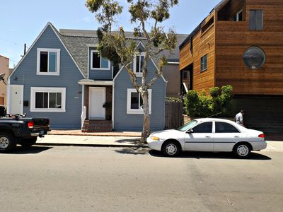 Photo for The best value in Mission Beach, steps to the surf and sand