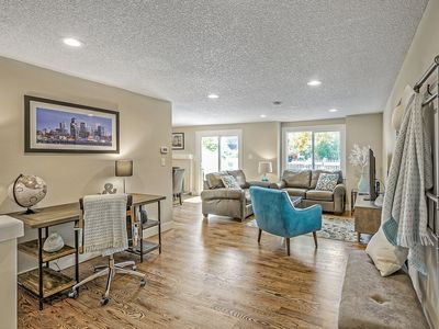 Photo for Lakefront Townhome in Denver