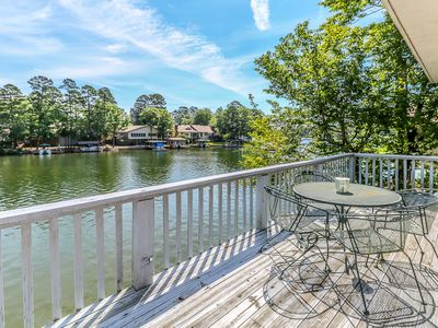 LAKEFRONT TOWNHOME LOCATED ON LAKE DESOTO IN MADRID COURTS - $105 PER NIGHT - NON SMOKING/NO PETS