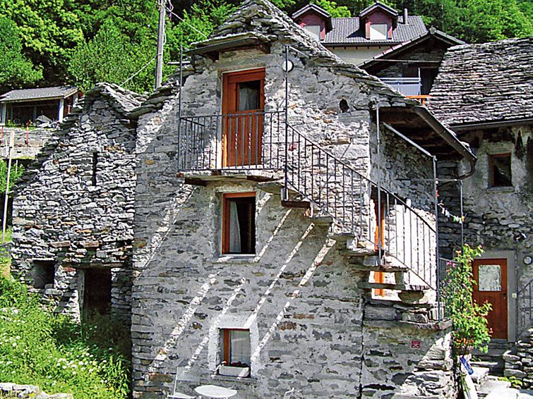 Holiday house 96107, Brione, Ticino