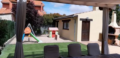 Photo for House to enjoy with family and friends just 8 minutes from downtown Segovia.