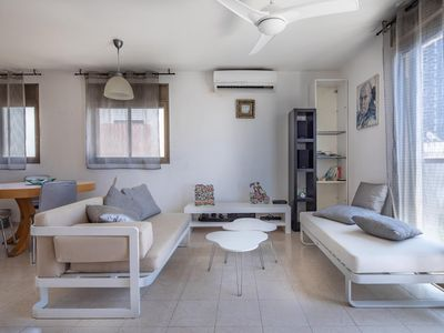Photo for Amazing Duplex 300 m from the beach ! close to Neve Tzedek and The carmel Markt