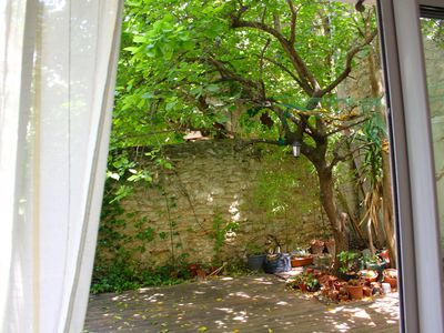 Photo for Calm F3 with Private Courtyard Close to St. Roch Station