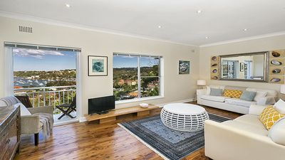 Photo for MOS03 - Amazing Views From Spacious Two Bedroom Mosman Apartment