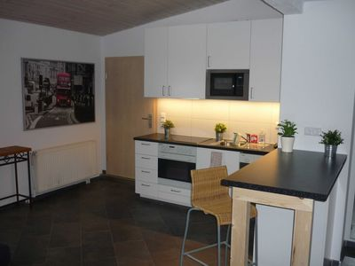 """Photo for Former fireplace studio - Apartment """"Former fireplace studio"""" with air conditioning"""