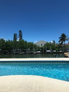 Photo for Waterfront Island Home with Dock, Pool and close to the Beach!