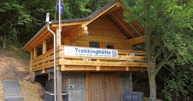 "Photo for Holiday Eifel ""trekking hut"""