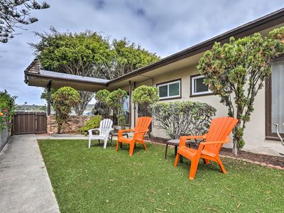 Photo for Walkable Pacific Beach Apt-Less than 1 Mi to Pier
