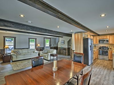 Photo for Remodeled Lakeside Family Home - On Song Lake
