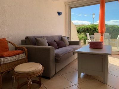 Photo for T3, 6 people, JARDINS DE LA CONQUE residence