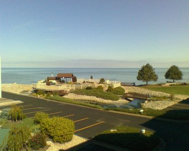 Photo for Lakefront Condo - with Beach, Pool, Hot Tub, Tennis Court.