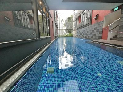 Photo for Amazing Spacious 3 Bedroom Apartment Unit @ Ochard Central OX