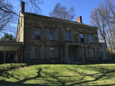Photo for Historic House on 30 acres near Storm King Art Center and West Point