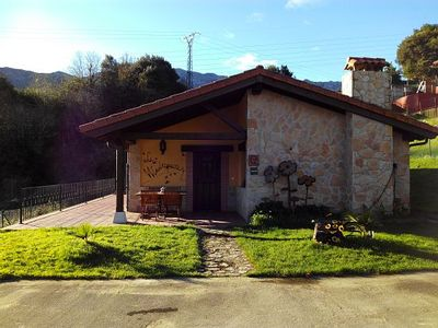 Photo for Self catering cottage La Madriguera de Llanes for 6 people