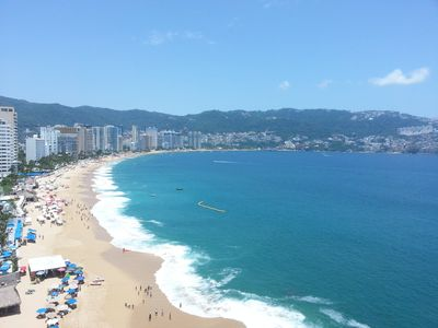 Photo for ★Lo Mas Hermoso de Acapulco★WIFI | AC | HOT-WATER
