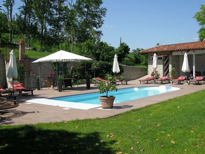 Photo for Graceful Mansion in Bastia Mondovì with Terrace