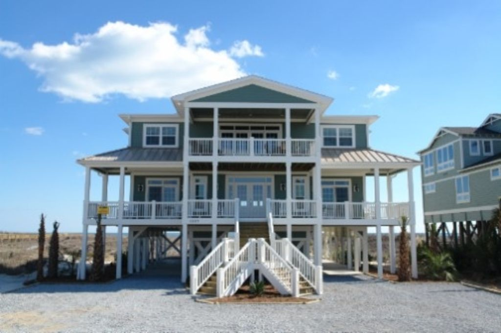 12 bedroom ocean front! perfect for family - homeaway holden beach