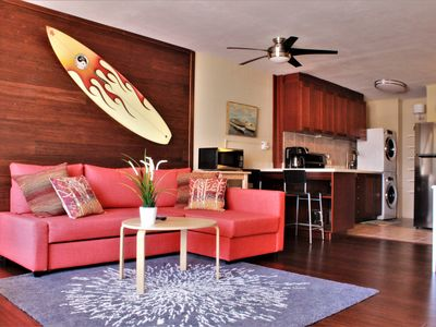 Photo for Spacious Renovated Studio in the Center of Waikiki