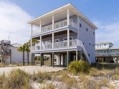 Photo for Fun Beach Home ~ Short Walk to Beach~ Close to Local Stores and Eateries!