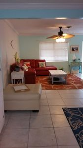 Photo for One Mile Walk to the Ocean Elderly  & Pet Friendly