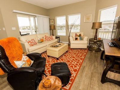 Photo for SPC 9214 - Beautiful Upstairs 2 BR in Beachwalk area of Sandpiper Cove