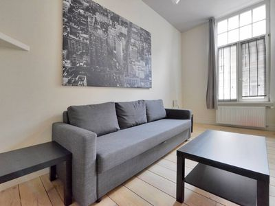Photo for Apartment 1.2 km from the center of Antwerp with Internet (1004829)