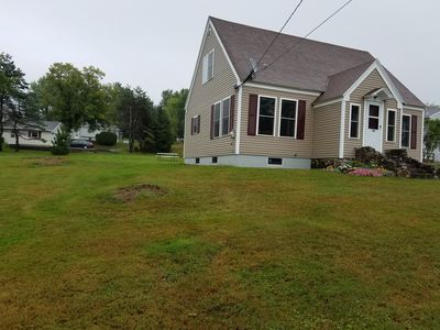 Photo for NEWLY REMODELED WINTHROP LAKES REGION HOME