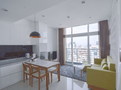 Photo for 1BR Apartment Vacation Rental in Ho Chi Minh, Ho Chi Minh