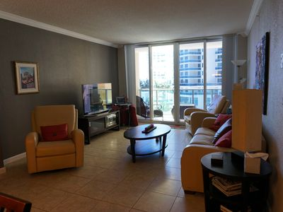 Photo for Beautiful appartement with Ocean view
