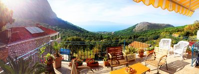 Photo for Holiday house Zaostrog for 1 - 6 persons with 2 bedrooms - Holiday home