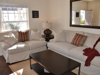 Photo for Luxury on a budget - Lucaya Village - Welcome To Spacious 3 Beds 2 Baths Townhome - 3 Miles To Disney
