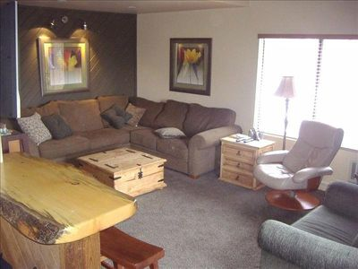 Photo for Wonderful Family Mammoth Condo - 3 Bedroom Plus Loft