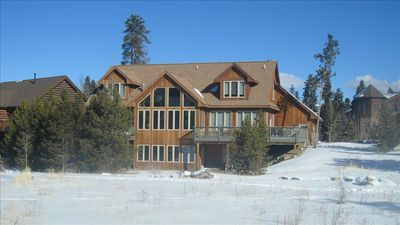 Photo for Mountain Luxury 10 Minutes from Resorts Breck-Copper-Keystone! Hot Tub !