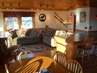 Photo for Quiet, Peaceful Location, Walk to Everthing, Hot Tub, Fireplace, Game Room