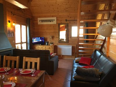 Photo for Your best holidays at La Joue du Loup, welcome to Chalet Mataya !!