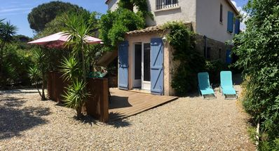 Photo for 1BR House Vacation Rental in Sainte-Maxime, GOLFE DE SAINT TROPEZ