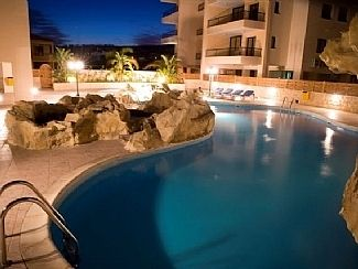 Perfect for a night time swim