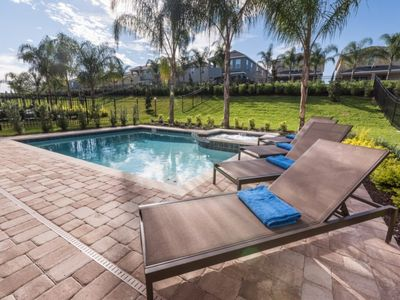 Photo for Picture Renting Your 5 Star Villa with Private Pool on  Encore Resort at Reunion, Orlando Villa 1669