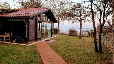 Photo for Lo Chalet sul Mare apartment