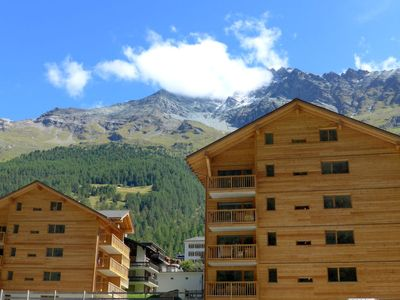 Photo for Apartment SWISSPEAK Resorts Corne de Sorbois in Zinal - 8 persons, 3 bedrooms