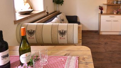 Photo for Tyrol: Alpine style Apartment in a historic house in a idyllic Tyrolean valley
