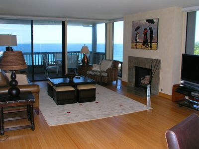 Sandy Toes, Sun Kissed Nose - Oceanfront Corner Condo